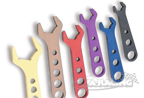 Aluminium Schraubenschlüssel