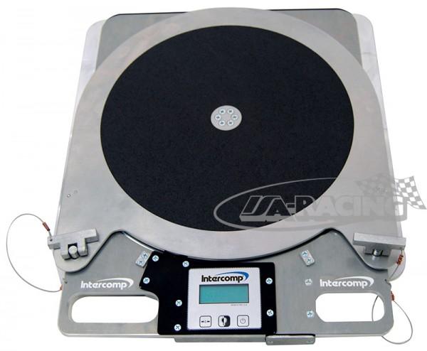 Aluminium-Drehplatten, digital