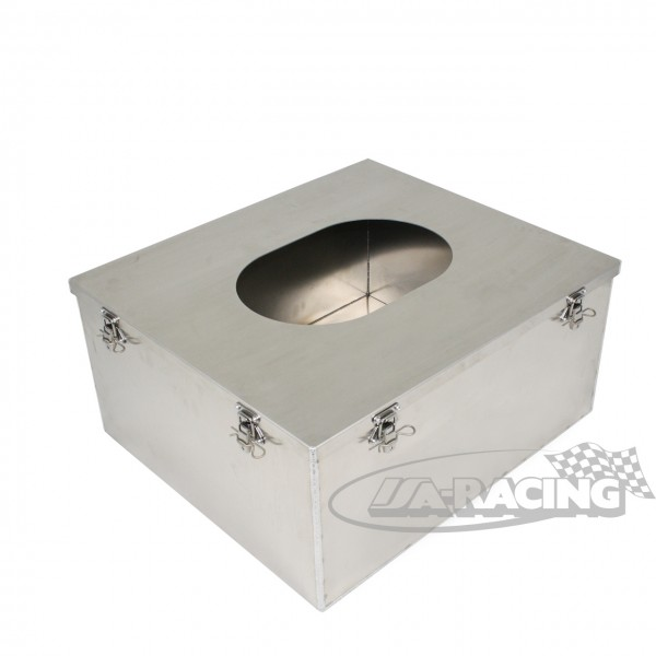 Aluminium Behälter für ATL- Benzintank