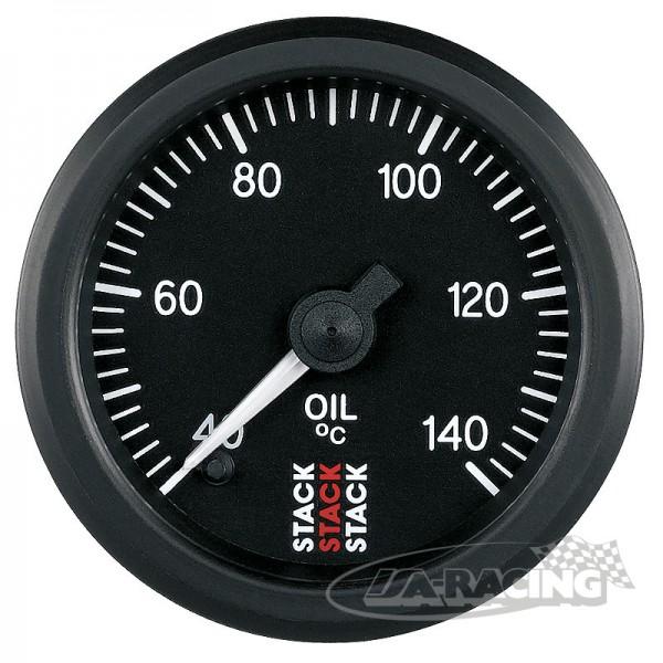 ST3309 Professional, Öltemperatur