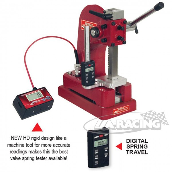 Digitaler Federtester