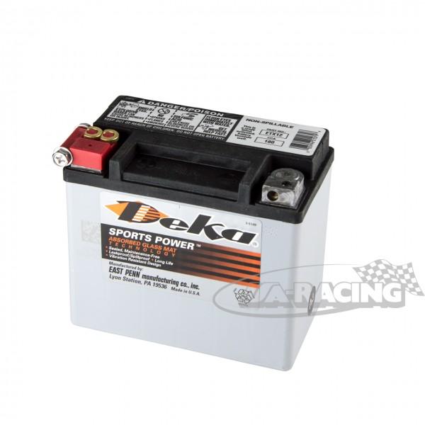 Deka EXT12 Power Sport Batterie