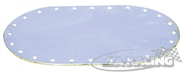 Aluminium Topplatte