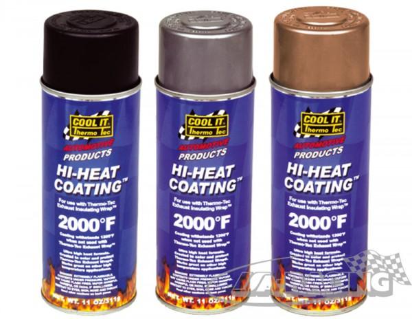 Hitzeschutzfarbe, Spraydose