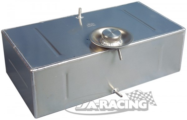 Aluminium Benzintank 15,2 Liter