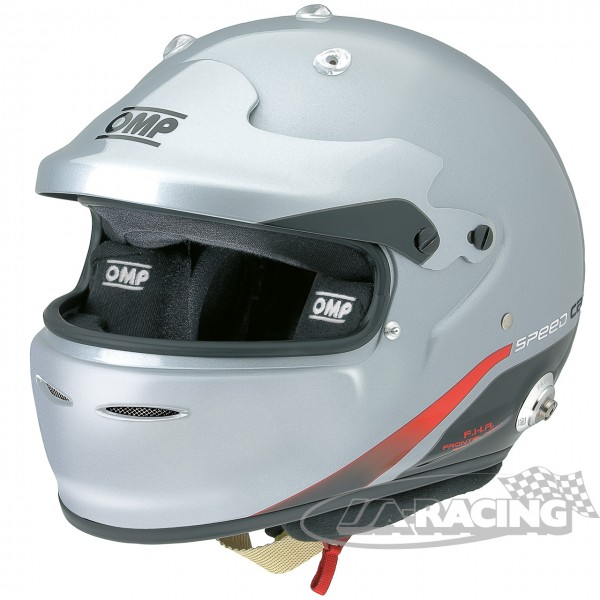 OMP Helm Speed Carbon HANS