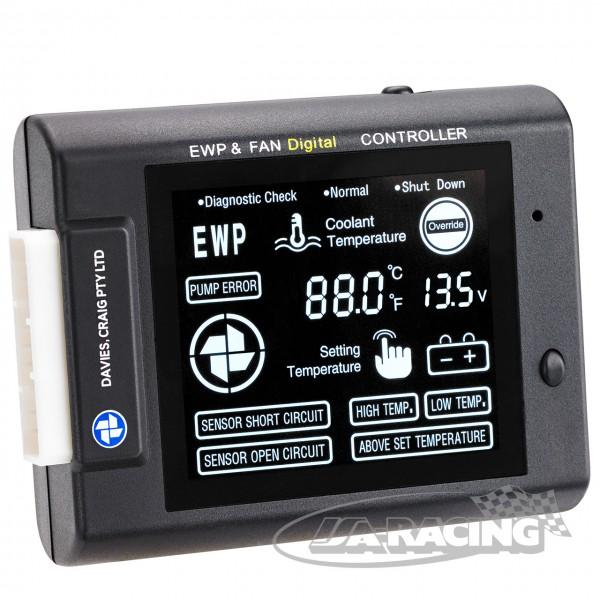 Digitale elektronische Kontrollbox für EWP