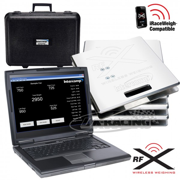 Radlastwaage PC Wireless SW787RFX™