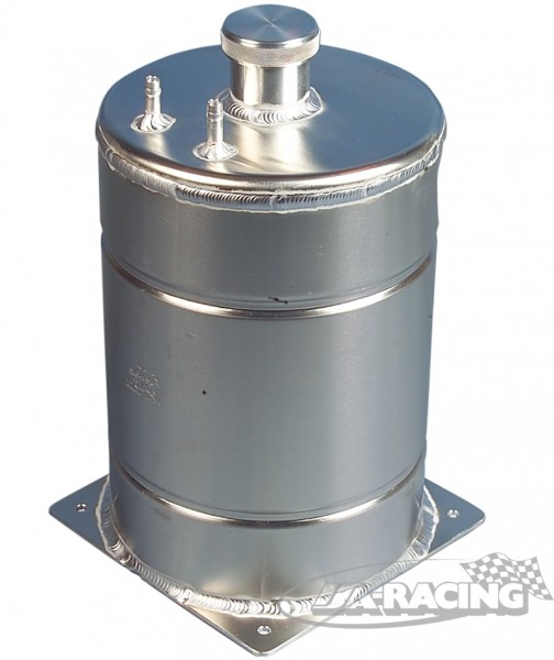 Aluminium Benzintank 7,6 Liter