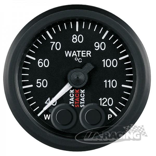 ST3507 Pro-Control, Wassertemperatur