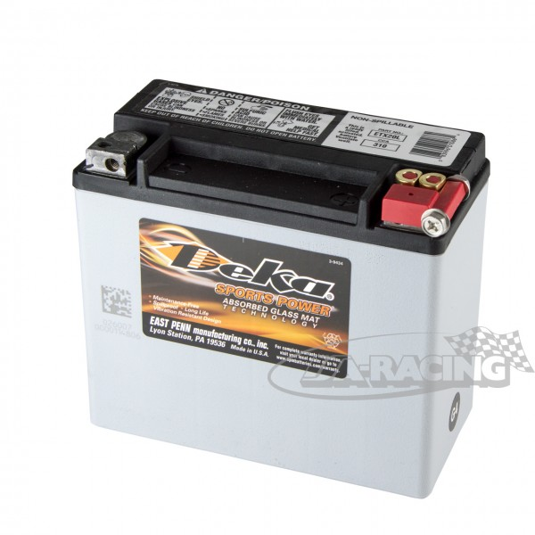 Deka EXT20L Power Sport Batterie