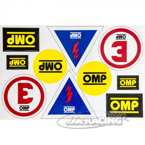 Sicherheitssymbole, OMP Aufkleber