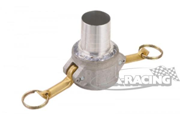 Snaplock-Verschluss mit 38 mm-Stutzen