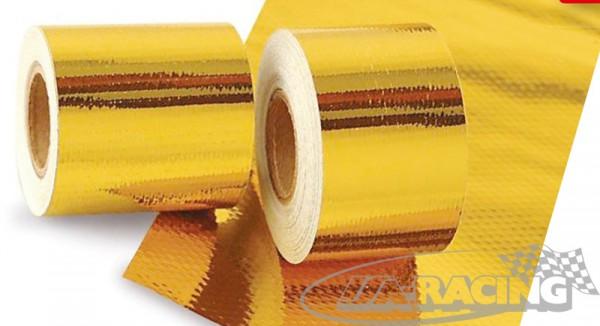 Gold-Hitzeschutzband