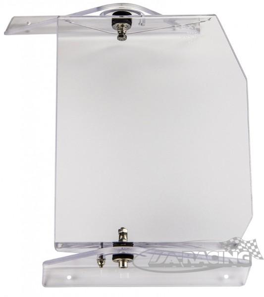 Verstellbare Luftklappe