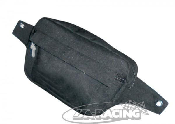 Rallye Tasche, schwarz