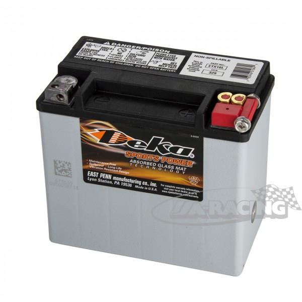 Deka EXT16L Power Sport Batterie