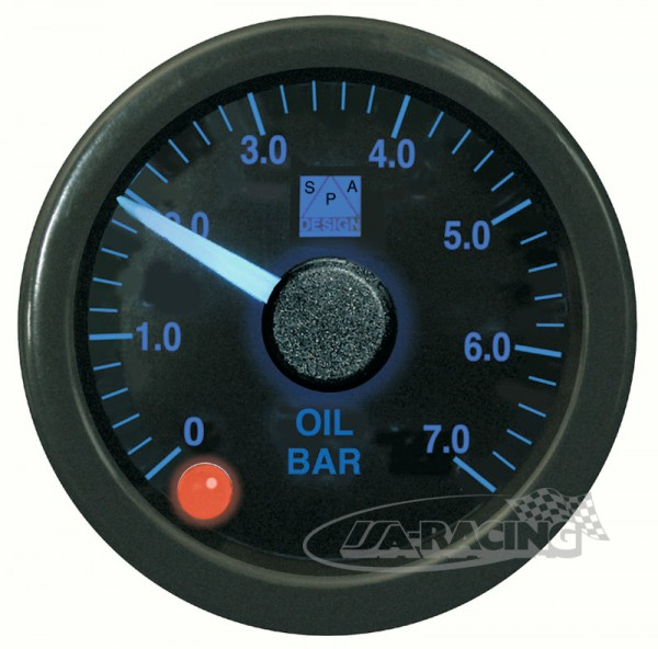 SPA Analog-Instrument Öldruck 0-7 bar