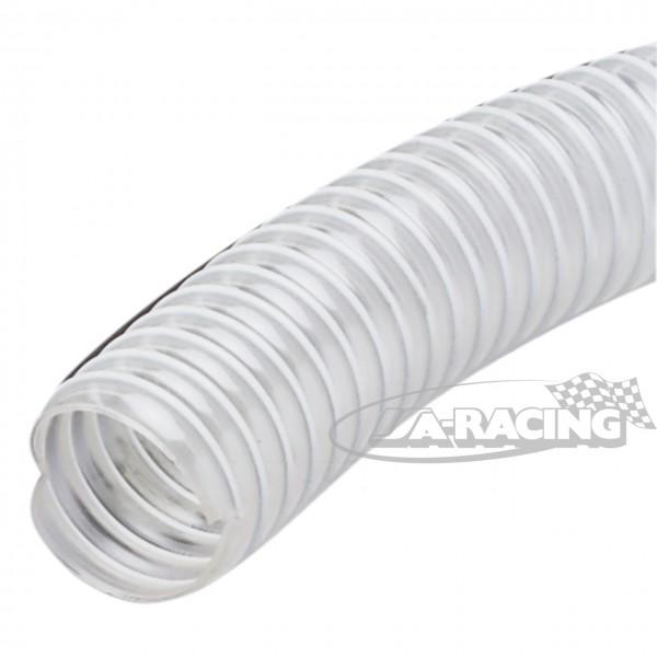 Spiralfüllschlauch, klar, sehr flexibel